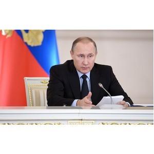 Путин призвал Минздрав активнее сотрудничать с деловыми объединениями
