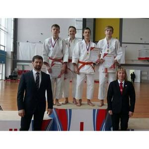 Пензенская сборная выступает на Первенстве России по дзюдо