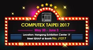 Новые передовые технологии и системы хранения Qnap на Computex 2017