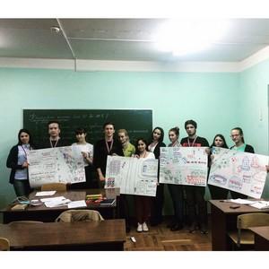 В ЮРИУ РАНХиГС прошел чемпионат по решению кейсов «Город будущего»