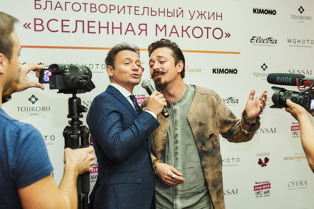 Оксана Федорова запустила благотворительный проект «Вселенная Макото»!