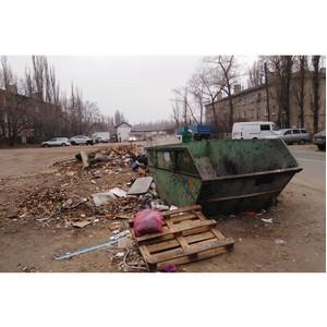 ОНФ призвал жилинспекцию проверить организацию вывоза ТКО в Воронеже