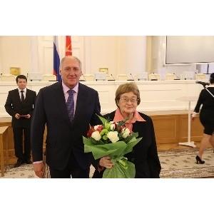 Ученый «Швабе» отмечен медалью Ордена «За заслуги перед Отечеством»