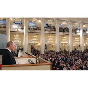 Путин: Закон о ювенальной юстиции надо тщательно продумать