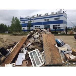 На Ямале продолжается реализация проекта ОНФ «Генеральная уборка»