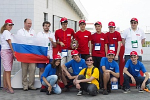Российская команда стала второй в общем зачете на IOI-2016
