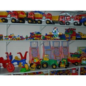 Доля товаров для детей российских производителей должна увеличиться