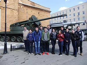 Студенты Новоуральского технологического института НИЯУ МИФИ побывали на АО «Уралтрансмаш»