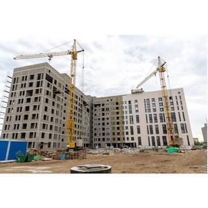 Жители Нового Уренгоя покупают квартиры комфорткласса на региональные субсидии