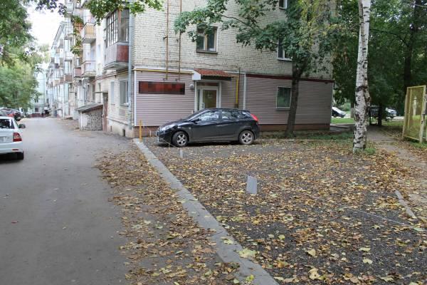 После сигнала ОНФ в Кирове устранили часть дефектов, выявленных после благоустройства дворов