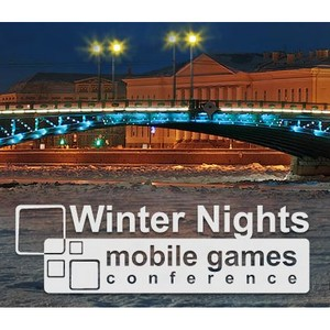 Мобильно-игровая конференция Winter Nights в Питере