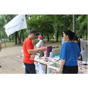 При поддержке ОНФ в Нальчике состоялся благотворительный марафон