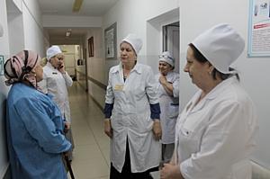 Активисты Народного фронта в Чечне приступили к реализации проекта ОНФ «Народная оценка качества»