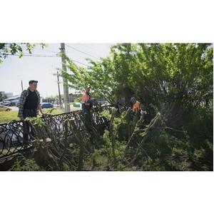 «Аквилон-Инвест» поддерживает проекты по благоустройству Архангельска