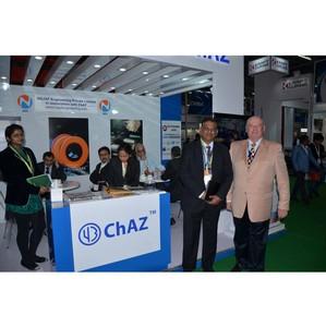 Комплектующие к ходовым системам ЧАЗ ТМ презентовали на bC India 2014