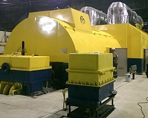 Холдинг Союз поставил на холостой ход паровую турбину на Улан-Баторской ТЭЦ-4