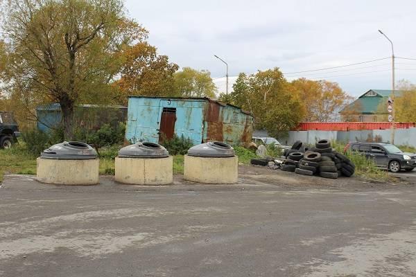 Активисты ОНФ инициировали рейд у жилого дома в Петропавловске-Камчатском