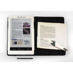 Ectaco jetBook Color научился работать с электронными библиотеками