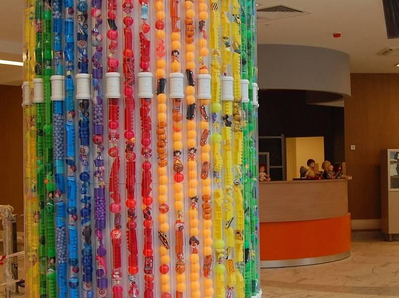 Public-art проект «ARTерия» в Морозовской больнице