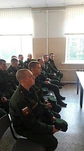 Рязанским призывникам рассказали об особенностях срочной службы в Армии РФ