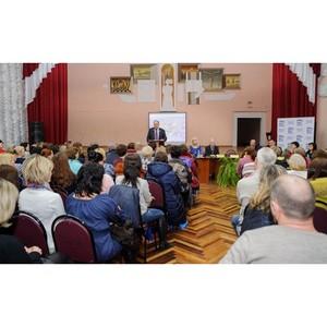 Подведены итоги заседаний Советов территорий в Пензе