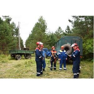 В филиале «Владимирэнерго» состоялся День охраны труда