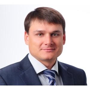 Депутат Саратовской городской Думы Константин Лекомцев провел прием граждан