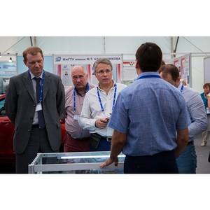 Ректоры ведущих технических вузов России посетили форум «Инженеры будущего»