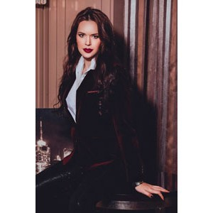 Анна Бабкова. Финалистка конкурса «Мисс Украина»