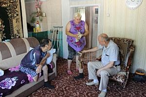 Воронежские активисты ОНФ добиваются получения инвалидом средств технической реабилитации