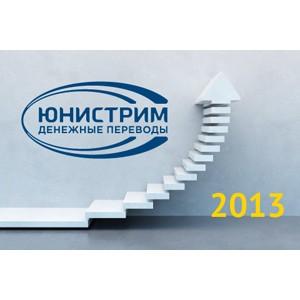 Объем переводов по Системе Юнистрим внутри России вырос на 18%