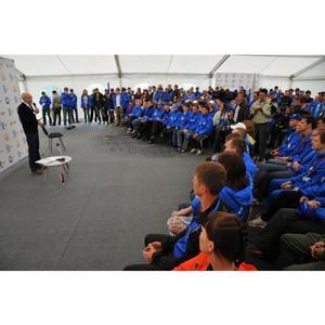 Уфа передала эстафету молодежного Форума «Инженеры будущего» Челябинской области.