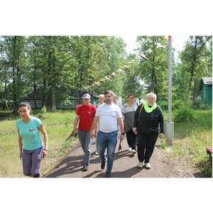 Ёксперты ќЌ' в Ѕашкирии провели мониторинг организации детского отдыха в оздоровительных лагер¤х