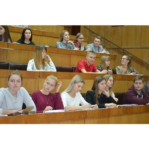 Представители ОНФ провели две встречи со студентами мордовского университета