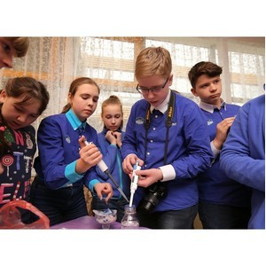 «Артек» и СевГУ запустили совместную естественнонаучную программу