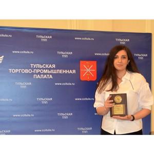 Партнёр Deceuninck ТЗСК признан лучшим малым предприятием Тульской области