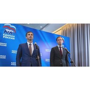 В. Гутенов о сотрудничестве партии «Единая Россия» с правительством