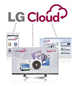LG ��������� � ������ �������� �������������� ������ LG Cloud
