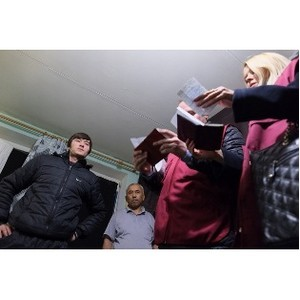 Участковыми полиции Зеленограда выявлены факты фиктивной постановки на учет иностранцев