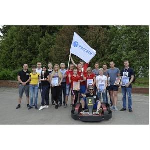 Сотрудники Тамбовэнерго стали победителями соревнований по картингу