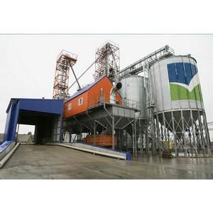 При поддержке Россельхозбанка в Белгородской области построен крупный зерносушильный комплекс
