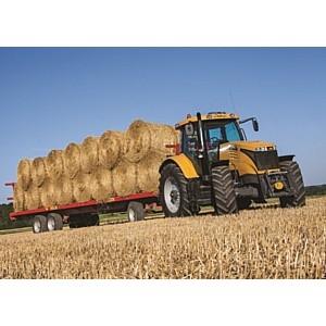 Колесные тракторы Challenger серии МТ500D: новые эталоны мощности и экономичности