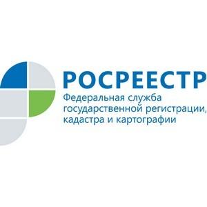 Работникам Кадастровой палаты вручили нагрудные знаки «10 лет Росреестру»