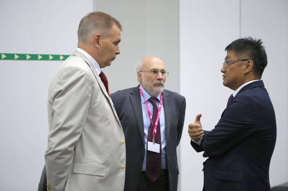 Круглый стол по научно-техническому сотрудничеству и трансферу технологий