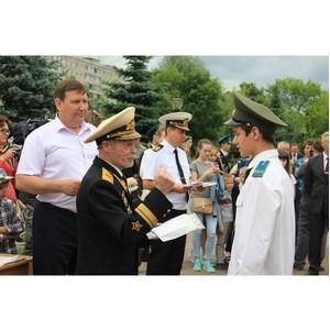 Празднование годовщины со дня рождения великого флотоводца П.С. Нахимова состоится в Нижнем Новгороде