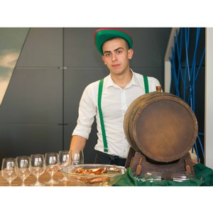 Немецкий праздник для гостей «Звезды Столицы»