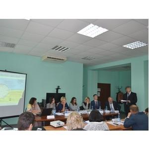 Ќа коллегии обсудили вопросы повышени¤ качества услуг –осреестра, предоставл¤емых южноуральцам