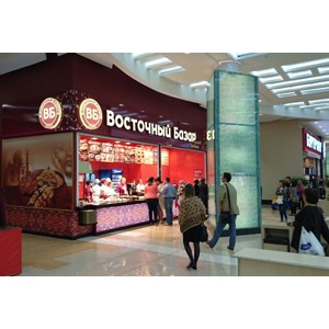 Федеральная сеть ресторанов «Восточный Базар» пришла в Оренбург