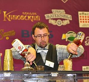 Всероссийский отборочный тур чемпионата мира среди барменов WCC 2012