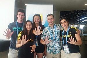 Студент ИМОИиВ КФУ принял участие в форуме Международной федерации студенческого спорта FISU